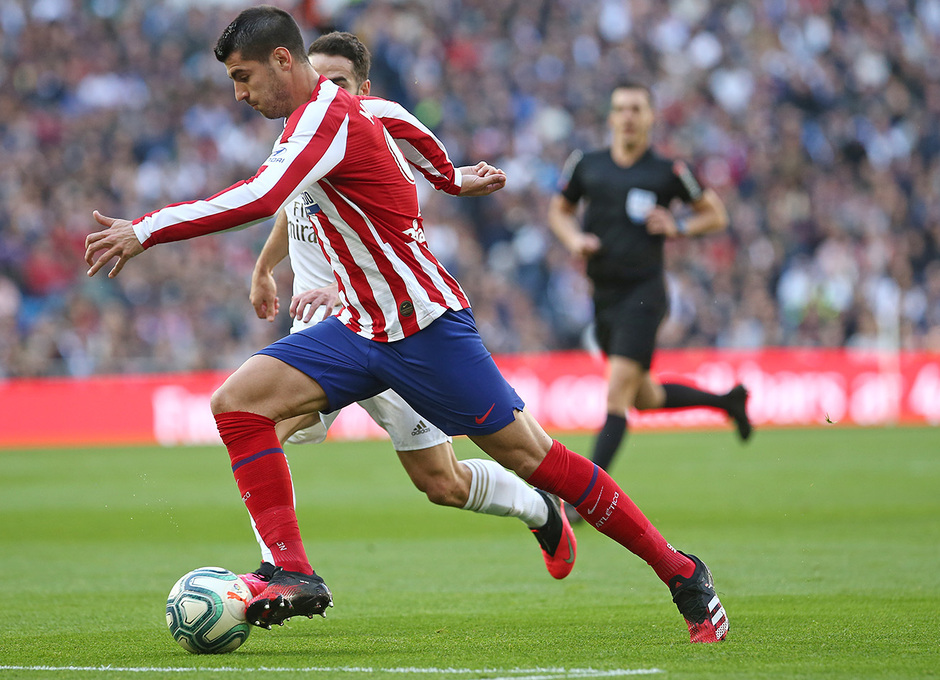 Temporada 19/20 | Real Madrid - Atlético de Madrid | Morata