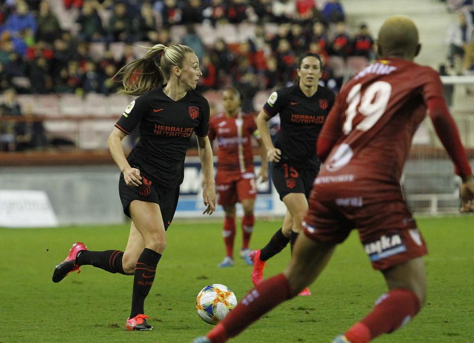 Temp 19/20 | Logroño-Atlético de Madrid Femenino | Toni Duggan
