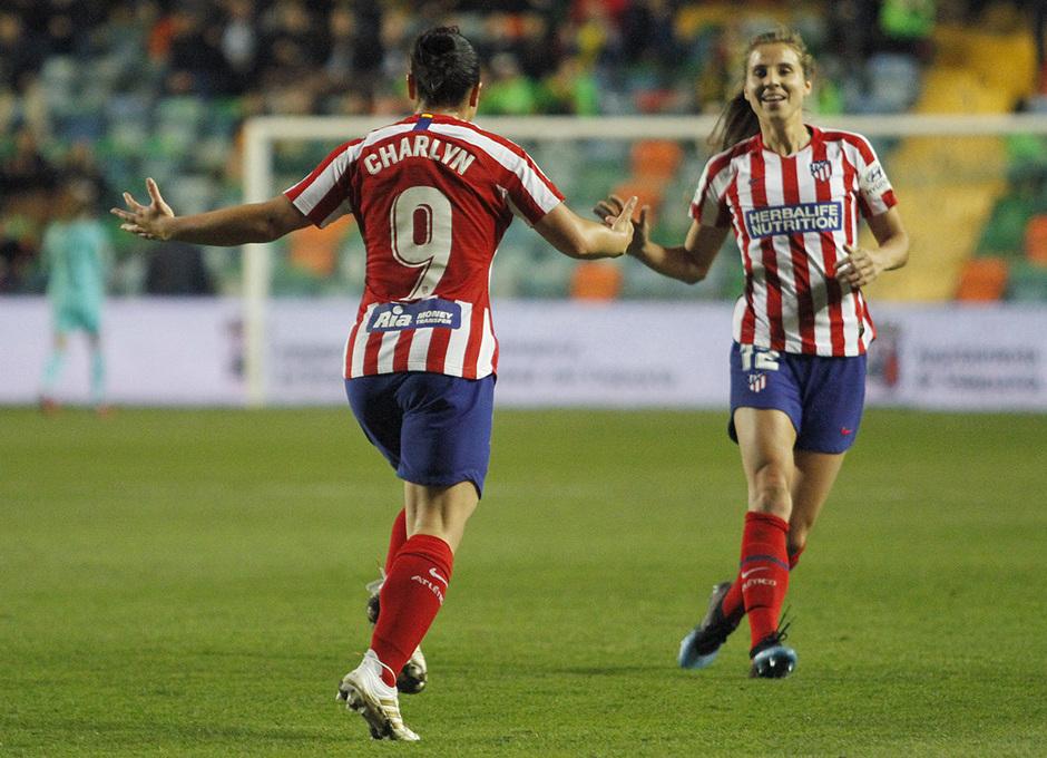 Temporada 19/20 | Supercopa | Atlético de Madrid Femenino - Barcelona | Charlyn