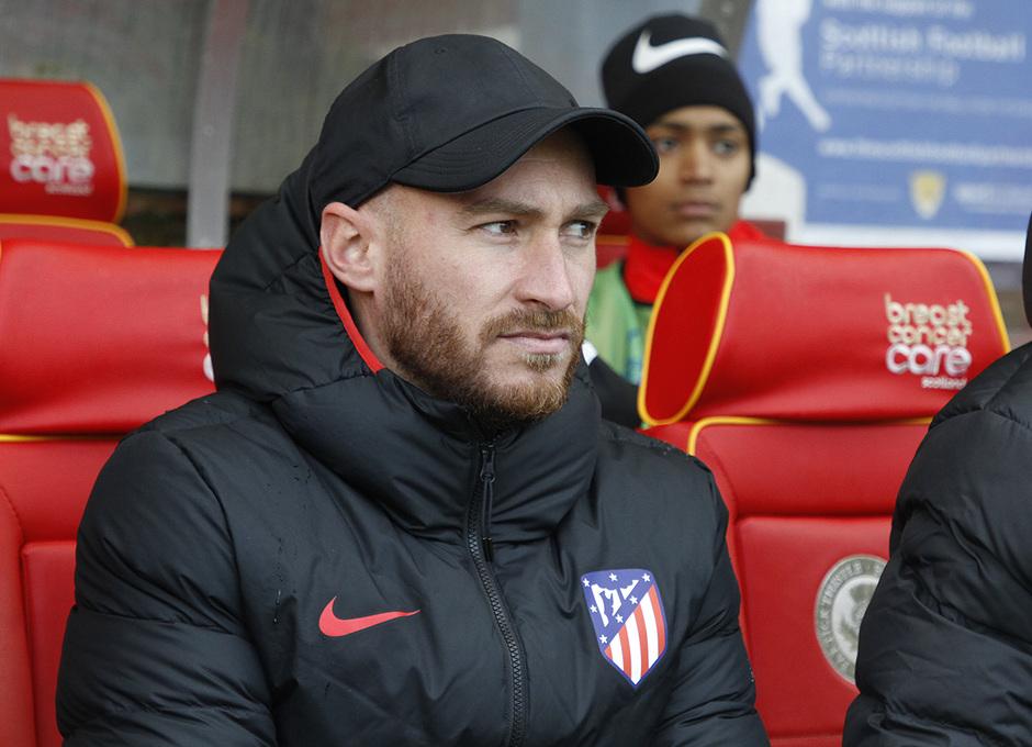 Temp. 19-20 | UEFA Youth League | Rangers - Atlético de Madrid | Carlos González