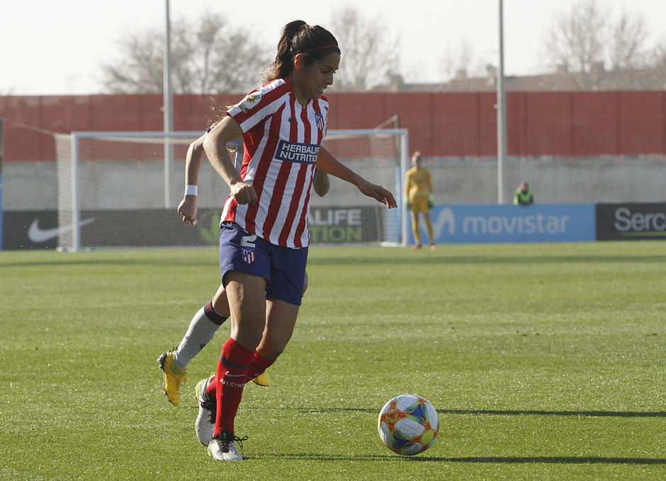 Temp. 19-20   Atlético de Madrid Femenino-Levante   Kenti
