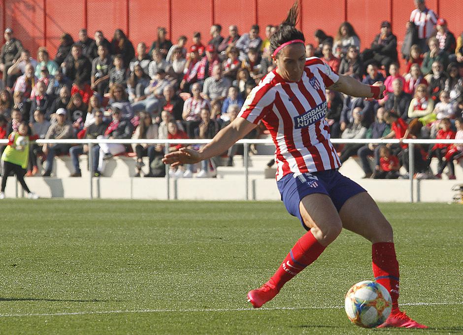 Temp. 19-20 | Atlético de Madrid Femenino-Levante | Meseguer
