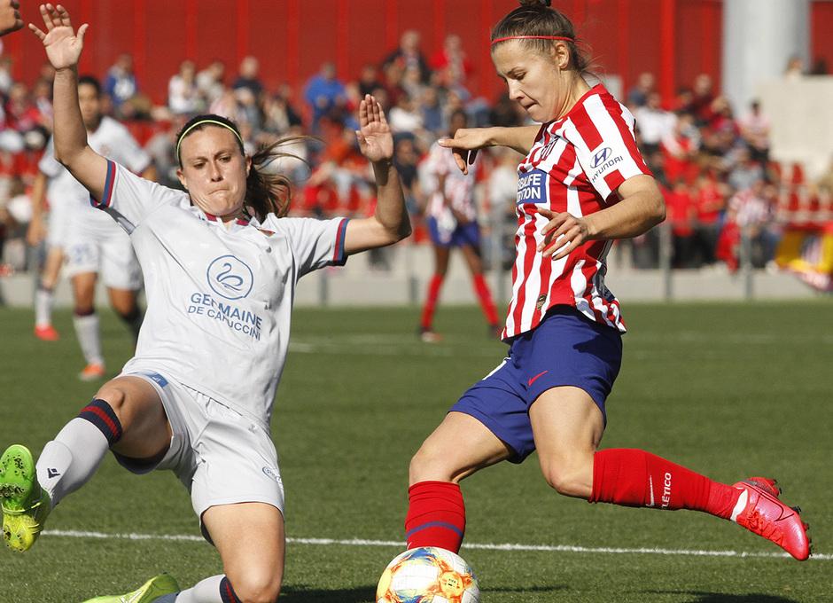 Temp. 19-20   Atlético de Madrid Femenino-Levante   Olga Ovdiychuk