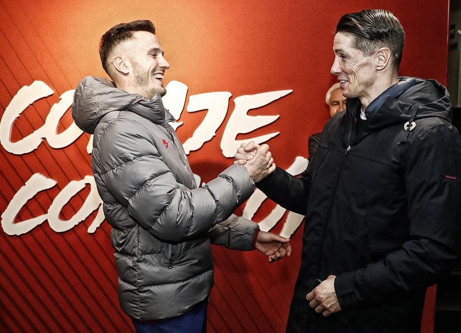 Temporada 19/20 | Atlético de Madrid - Liverpool | La otra mirada | Saúl y Torres