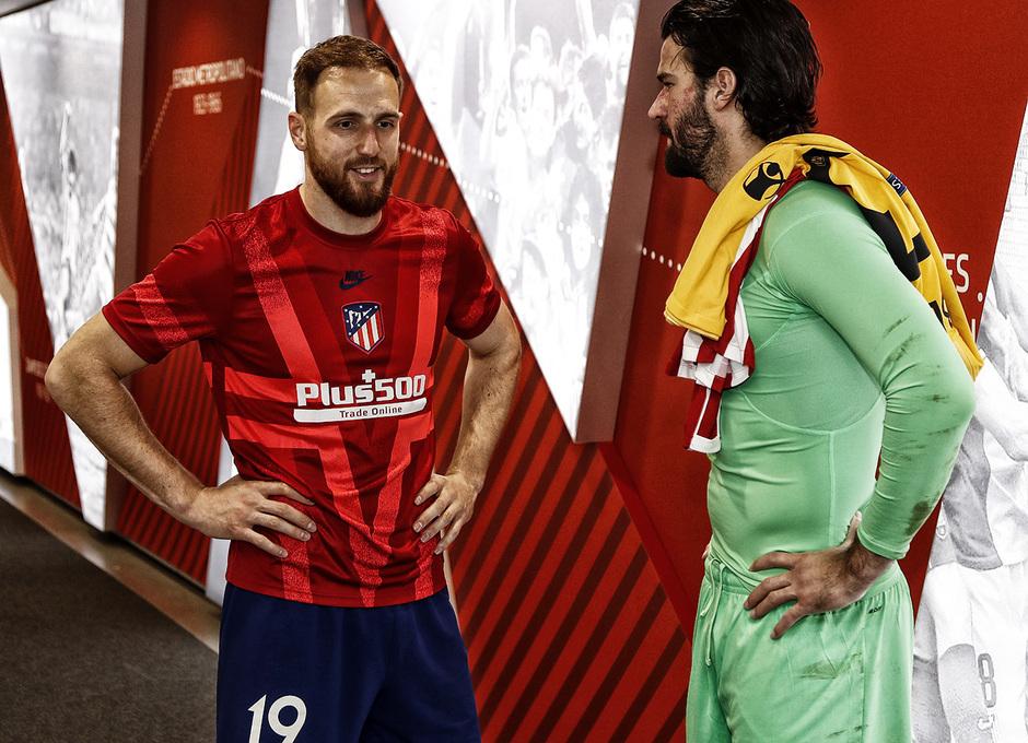 Temporada 19/20 | Atlético de Madrid - Liverpool | La otra mirada | Oblak y Alisson