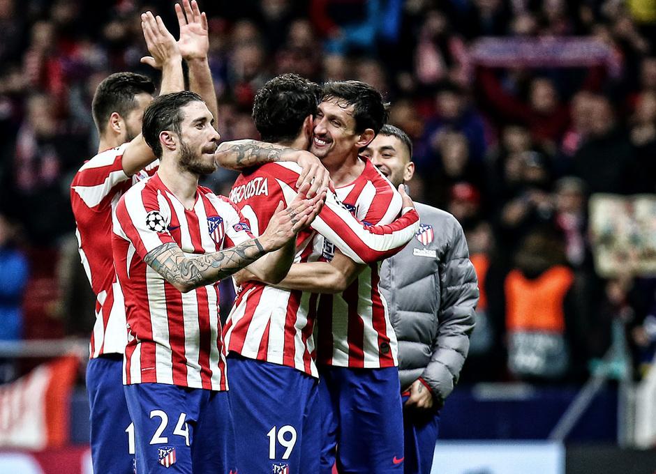 Temporada 19/20 | Atlético de Madrid - Liverpool | La otra mirada | Gol