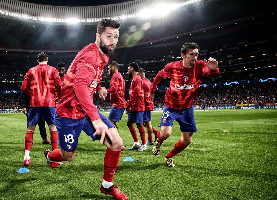 Temporada 19/20 | Atlético de Madrid - Liverpool | La otra mirada | Felipe