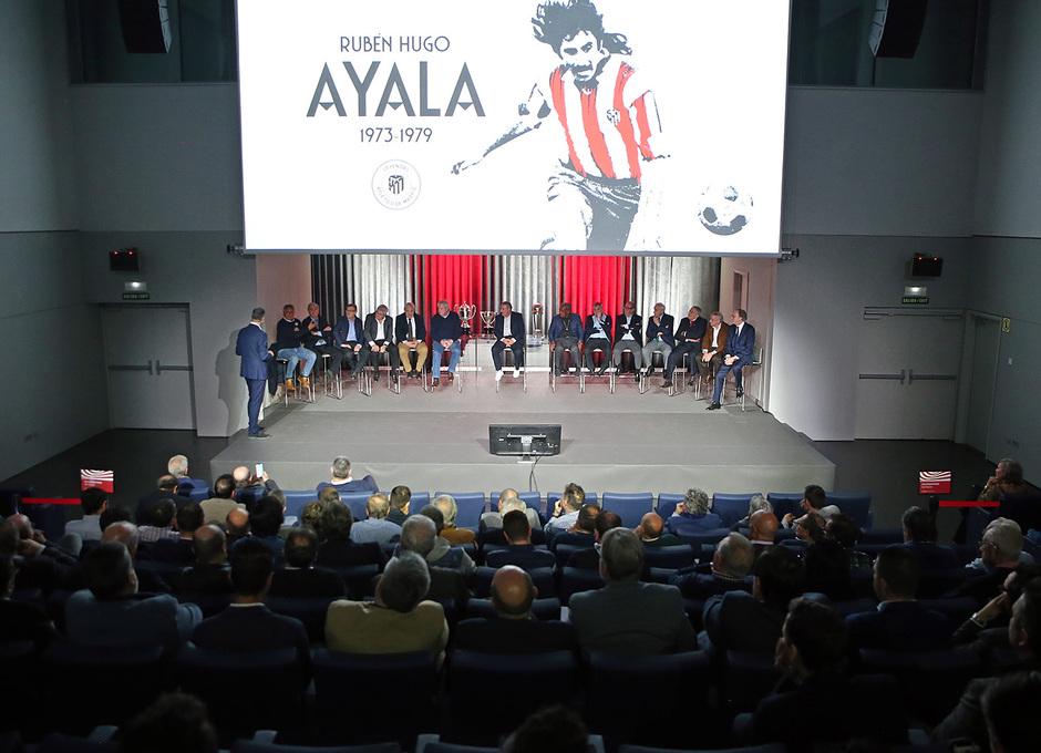Temp 2019-20 | Homenaje a Ratón Ayala