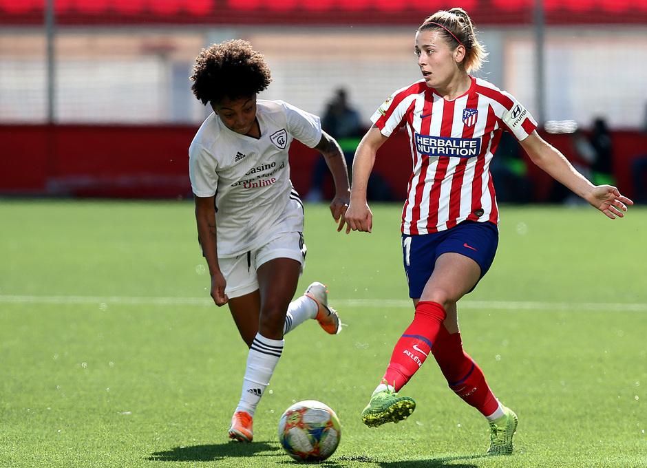 Temporada 19/20 | Madrid CFF- Atleti Femenino | Menayo