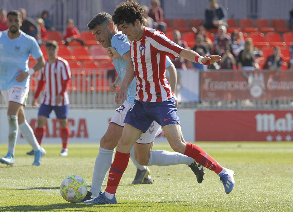 Temporada 19/20 | Atlético B - Pontevedra | Camello