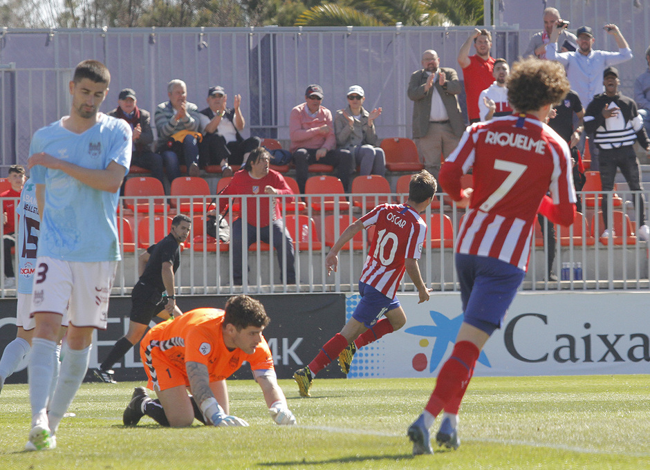 Temporada 19/20 | Atlético B - Pontevedra | Clemente