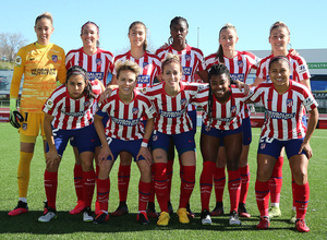 Temporada 19/20 | Madrid CFF- Atleti Femenino | Once