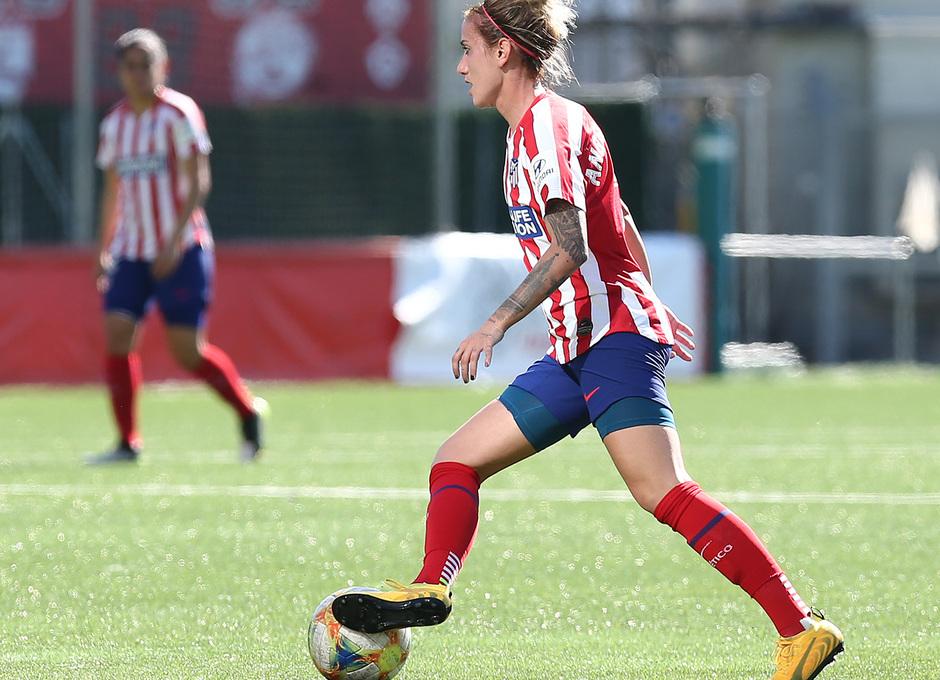 Temporada 19/20 | Madrid CFF- Atleti Femenino | Sosa