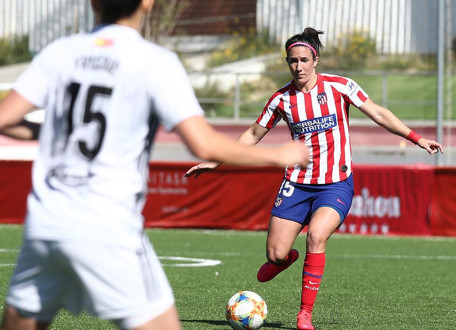 Temporada 19/20 | Madrid CFF- Atleti Femenino | Meseguer