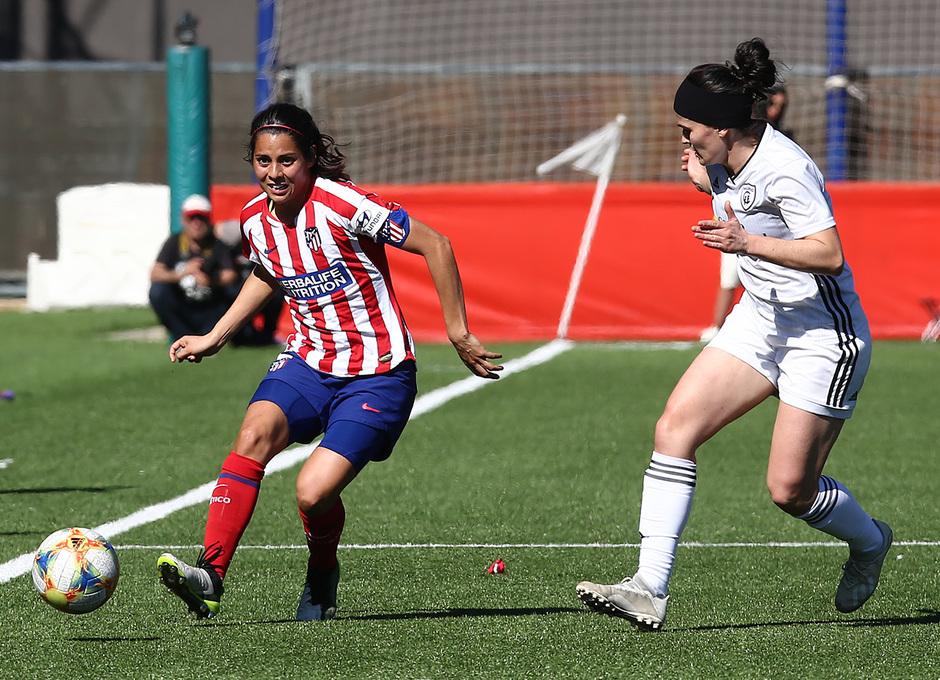 Temporada 19/20 | Madrid CFF- Atleti Femenino | Kenti