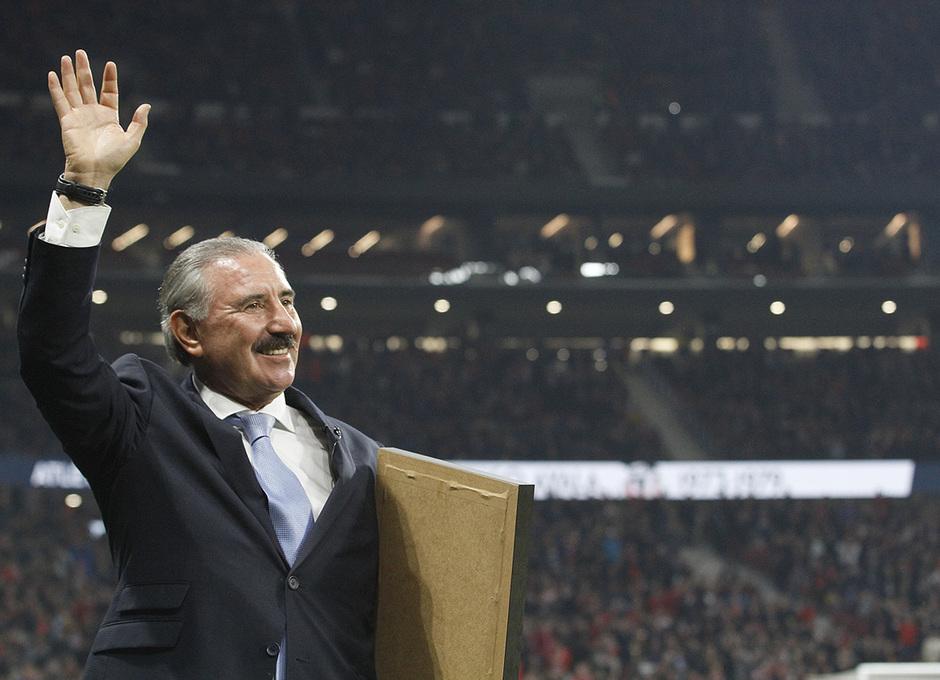 Temporada 2019/20 | Atlético de Madrid - Villarreal | Homenaje a Ayala