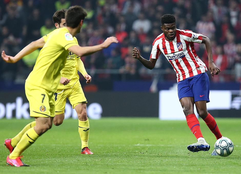 Temporada 2019/20 | Atlético de Madrid - Villarreal | Thomas
