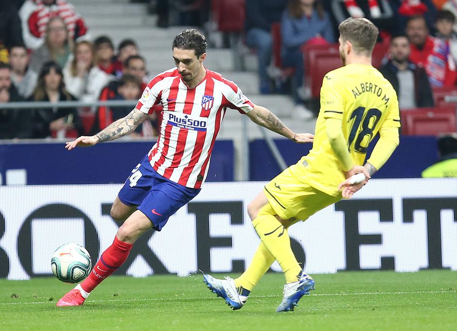 Temporada 2019/20 | Atlético de Madrid - Villarreal | Vrsaljko