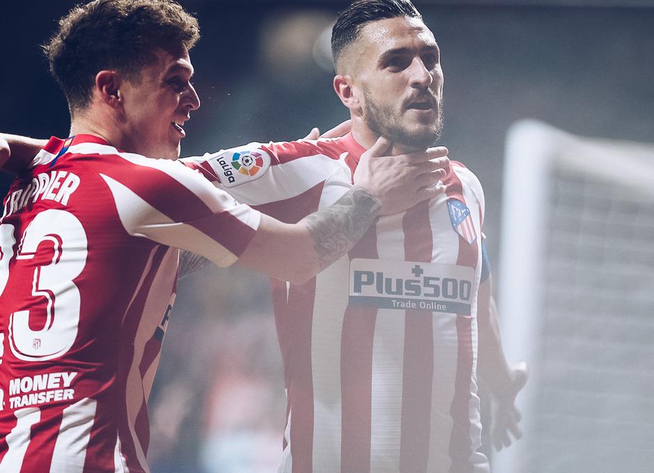 Temporada 2019/20 | Atlético de Madrid - Villarreal | Otra mirada | Koke