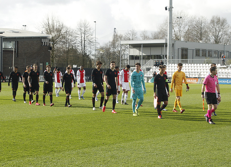 Temp. 19-20 | Ajax - Atlético de Madrid | Youth League |
