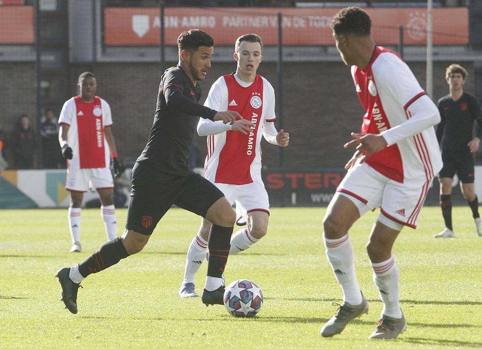 Temp. 19-20 | Ajax - Atlético de Madrid | Youth League | Nando