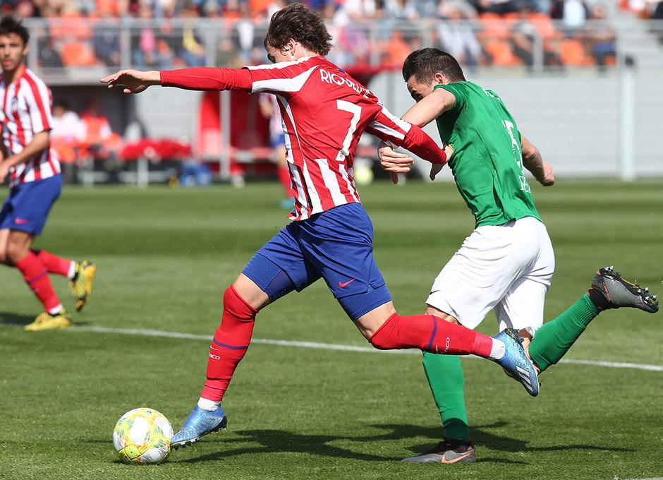 Temp 19/20 | Atlético de Madrid B - Racing Ferrol | Riquelme