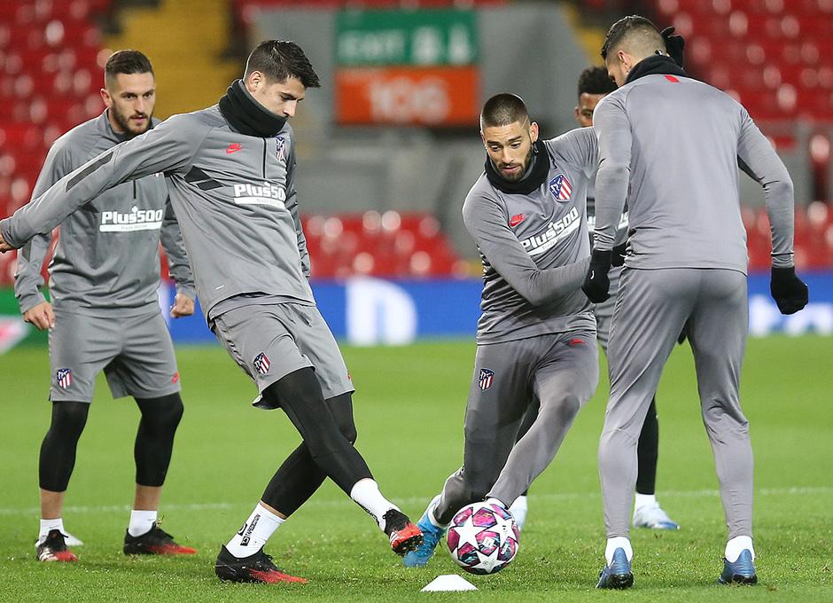 Temp. 19-20 | Anfield Road | Liverpool - Atlético de Madrid | Koke