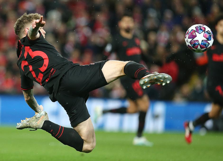 Temporada 19/20 | Liverpool - Atlético de Madrid | Trippier