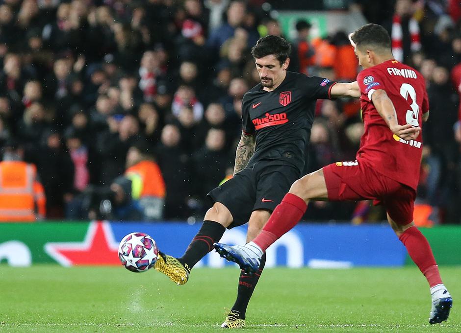 Temporada 19/20 | Liverpool - Atlético de Madrid | Savic