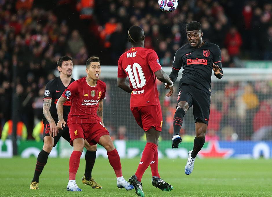 Temporada 19/20 | Liverpool - Atlético de Madrid | Thomas
