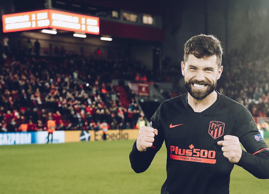 Temporada 19/20 | Liverpool - Atlético de Madrid | La otra mirada | Felipe