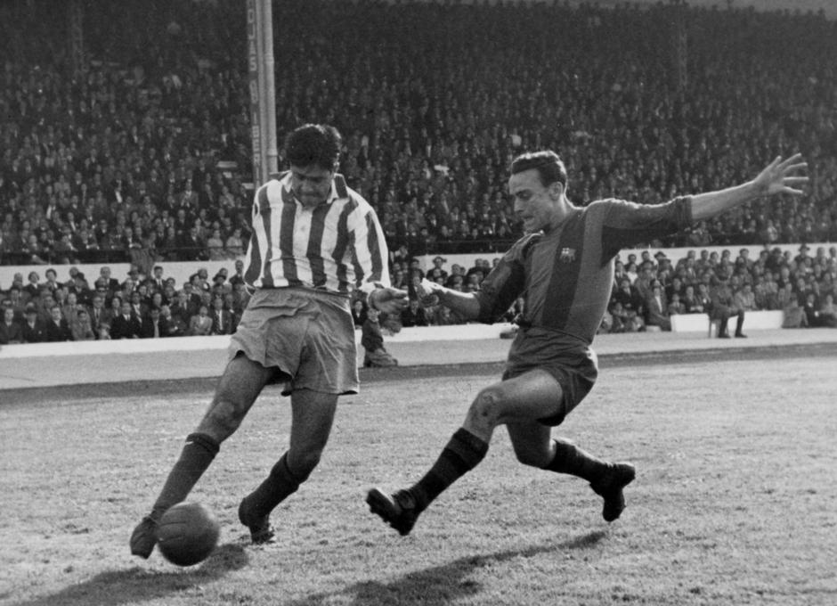 Adrián Escudero | Fotos históricas | Atlético de Madrid  -  Barcelona