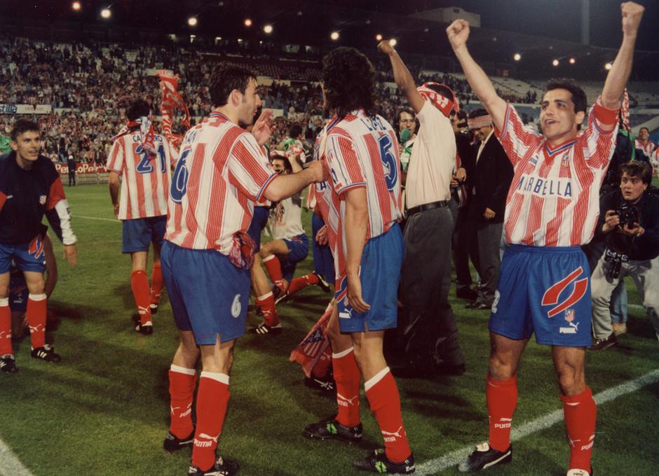 Final Copa del Rey 1996   Atlético de Madrid - FC Barcelona   Tomás Reñones