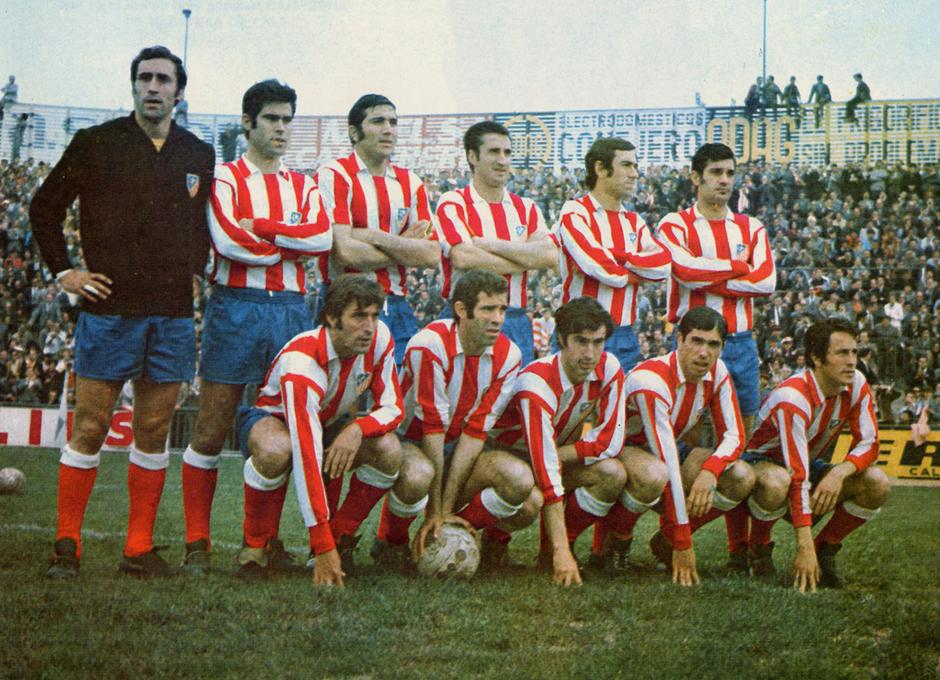 Temp. 1969-70 | Campeones de Liga  en Sabadell | Once