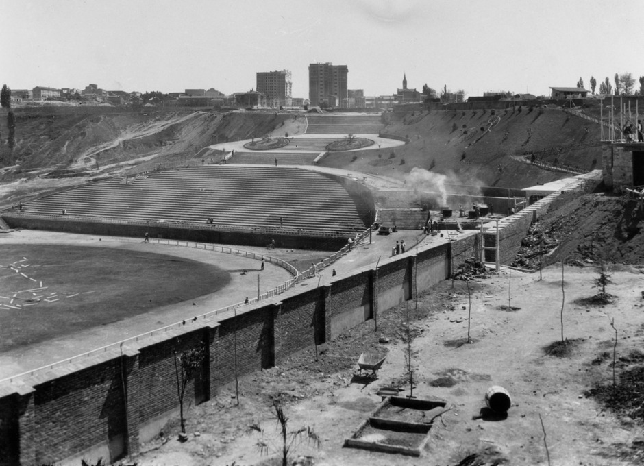 Stadium Metropolitano 1