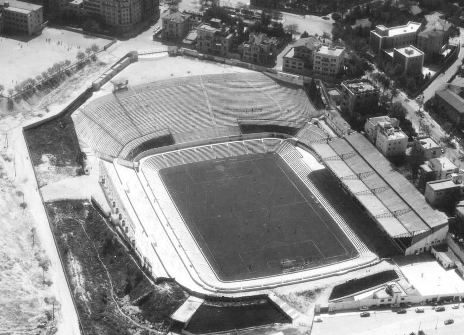 Stadium Metropolitano 11