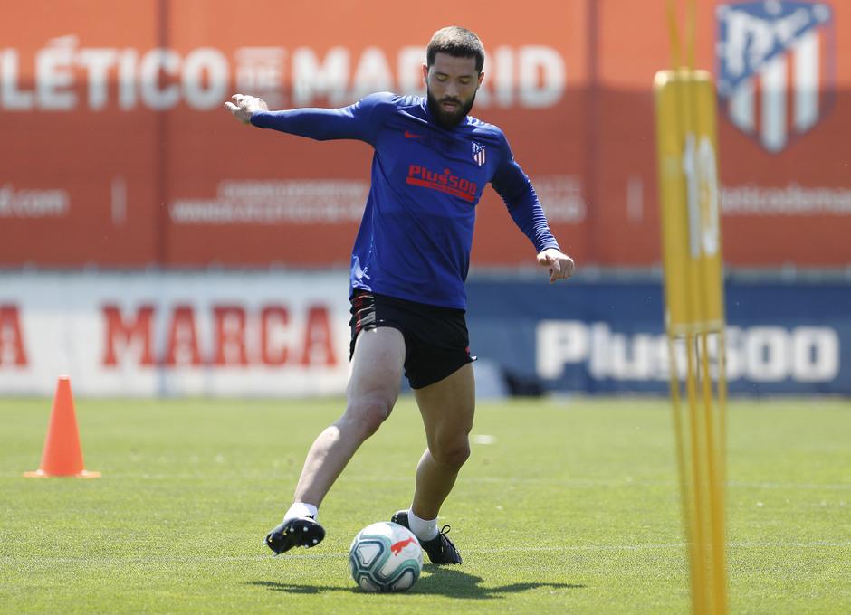 Temporada 19/20 | Entrenamiento primer equipo | 22/05/2020 | Felipe
