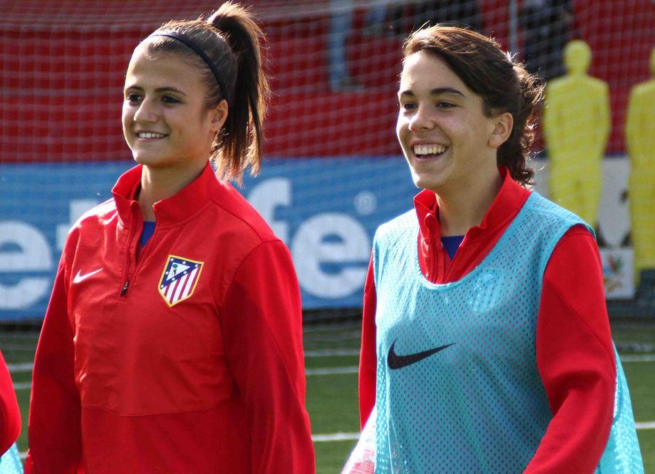 Temporada 2013-2014. Laura Ortega debutó con el primer equipo