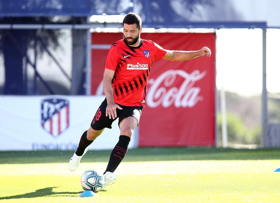 Temporada 19/20 | Entrenamiento | Felipe