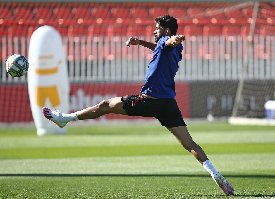 Temporada 19/20 | Entrenamiento primer equipo | 12/06/2020 | Costa