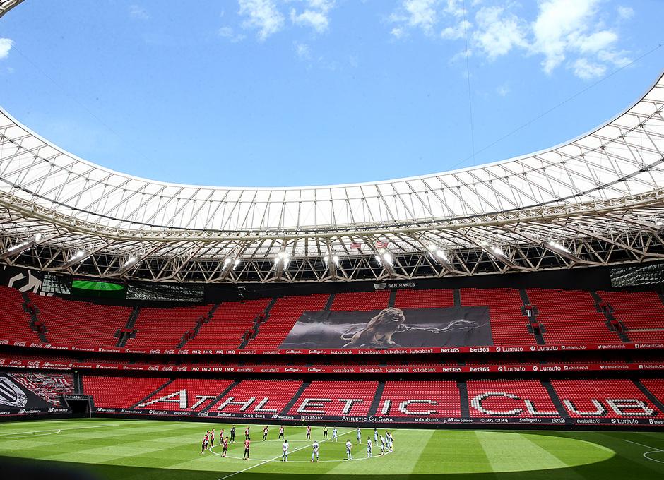 Temporada 2019/20 | Athletic - Atleti | San Mamés