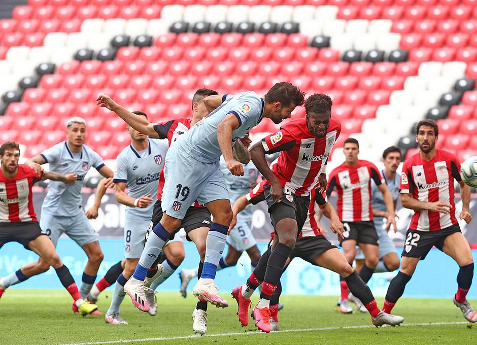 Temporada 2019/20 | Athletic - Atleti | Diego Costa