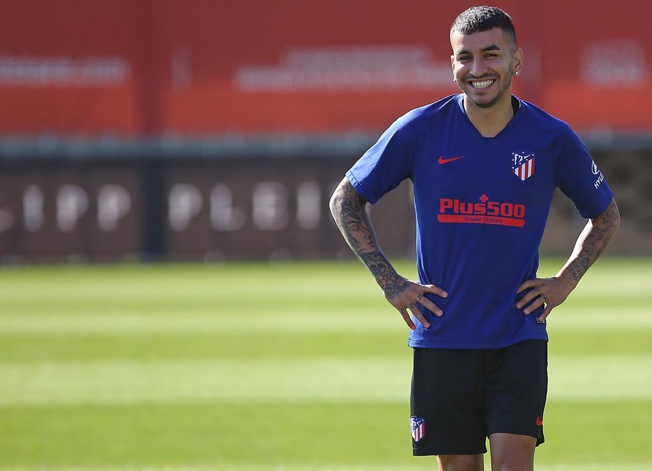 Temporada 2019/20 | Entrenamiento lunes | Correa