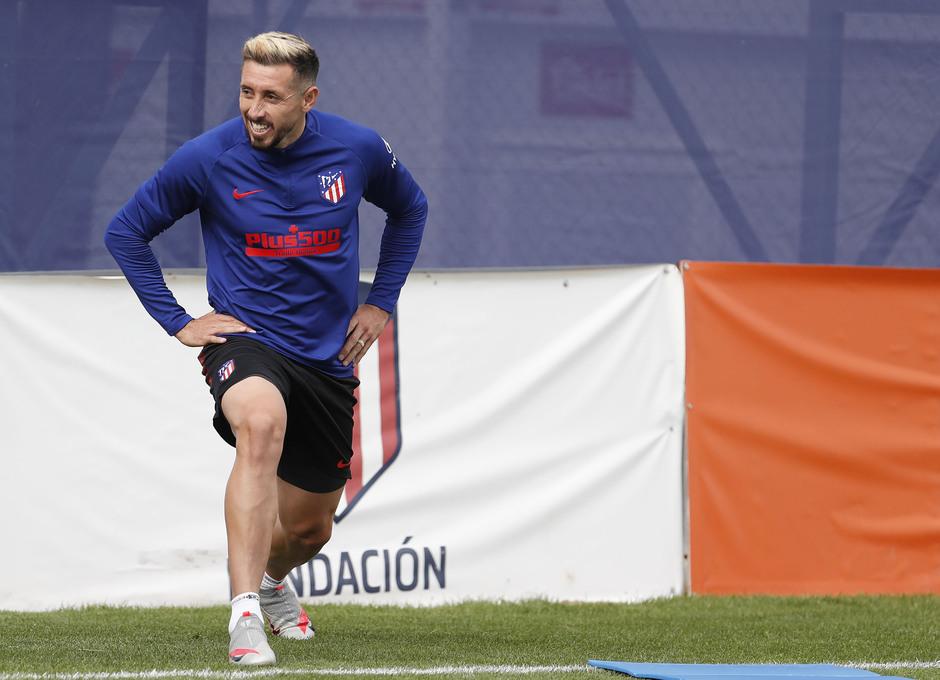 Temporada 2019/20 | Entrenamiento martes | Herrera