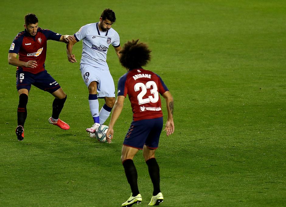 Temporada 2019/20   Osasuna-Atlético   Costa