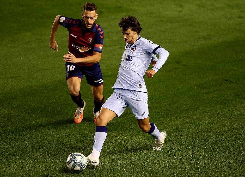 Temporada 2019/20   Osasuna-Atlético   Lodi