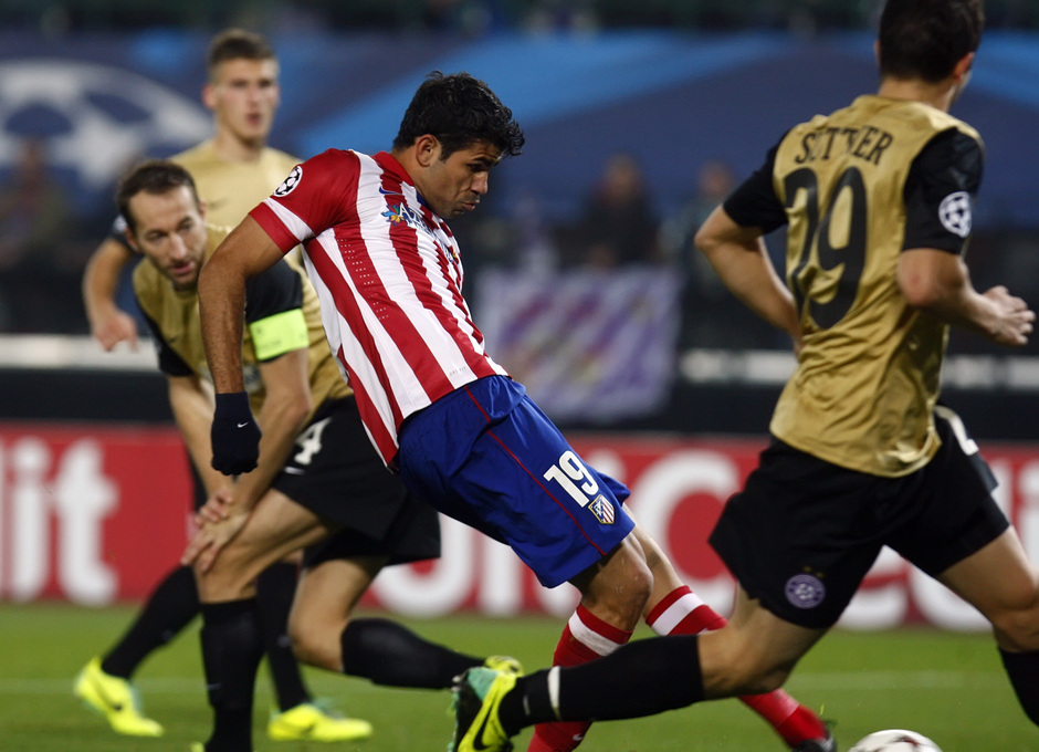 Diego disparo