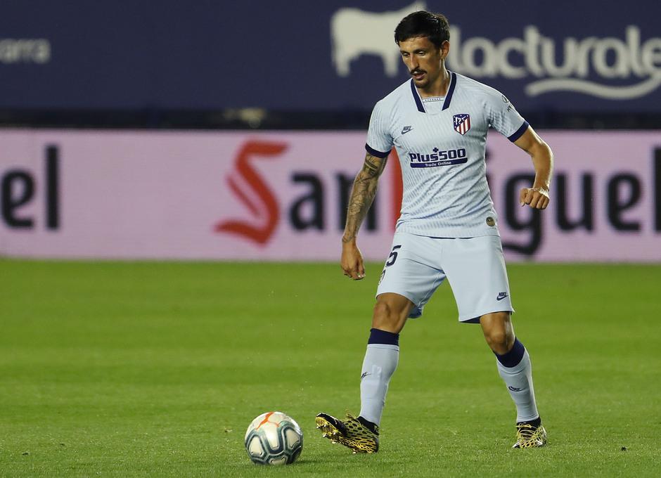 Temporada 2019/20   Osasuna-Atlético   Savic