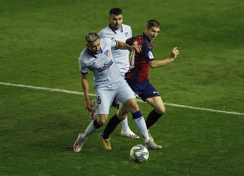 Temporada 2019/20   Osasuna-Atlético   Herrera