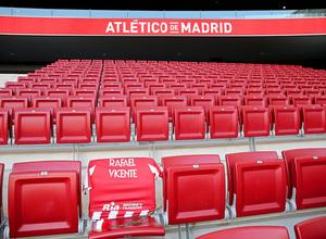 Temp 19/20   Atlético de Madrid - Valladolid   Homenaje 5